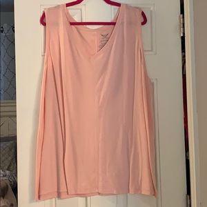 Faded Glory Pink Tank Top